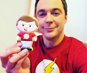 tbbt, jim parson, and sheldon cooper image