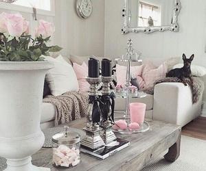 home, dog, and luxury image
