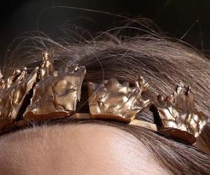 fashion, crown, and Valentino image