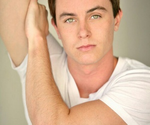 ryan kelley and eyes image
