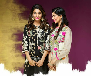 models, eid collection, and khaadi image