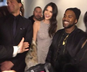 kendall jenner, kanye west, and jenner image