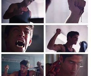 pain, teen wolf, and tyler posey image