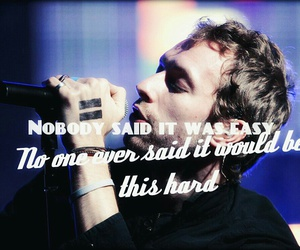 bands, quotes, and Chris Martin image