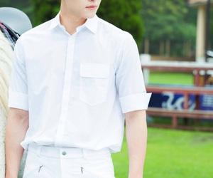 handsome, korean actor, and ji chang wook image