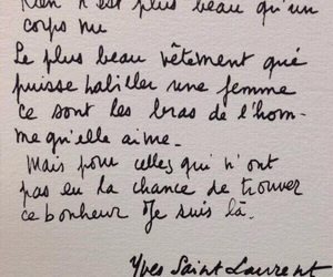 Yves Saint Laurent, YSL, and quote image