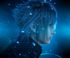 final fantasy, noctis lucis caelum, and final fantasy xv image