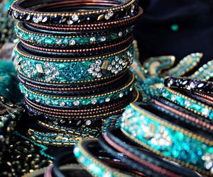 bracelet, accessories, and bangles image