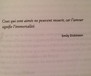 book, emily dickinson, and french image