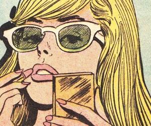 pop art, comic, and tumblr image