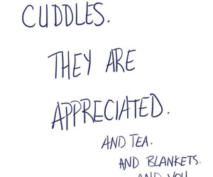 cuddle, ✺, and love image