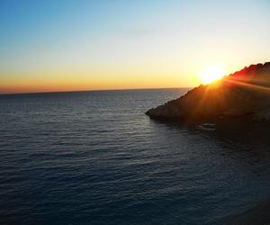 adventure, beach, and calmness image