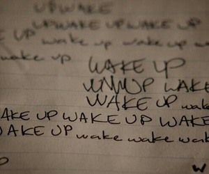 aesthetic, wake up, and teen wolf image