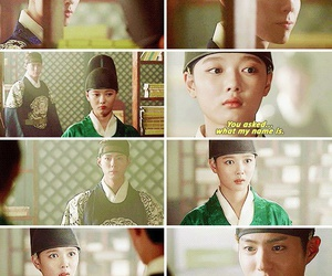 korea, moonlight drawn by clouds, and dorama image