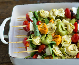 healthy eating, vegetarian, and appetizer image