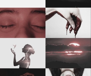 aesthetic, mare barrow, and mare image