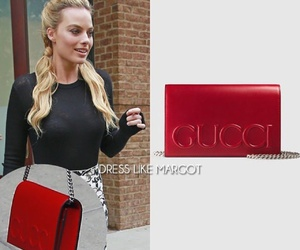 easel, steal her style, and margot robbie image