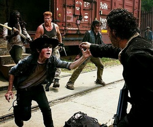 the walking dead, twd, and terminus image
