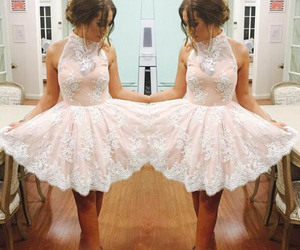 prom dress, formal dress, and homecoming dress image