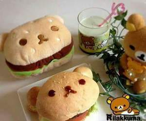 rilakkuma, food, and kawaii image