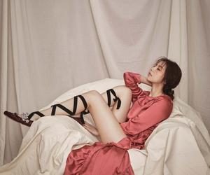 ahn sohee, magazine, and k-pop image