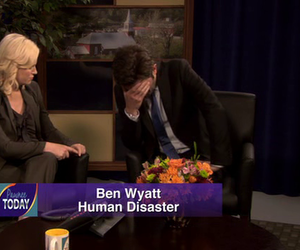 parks and recreation and ben wyatt image
