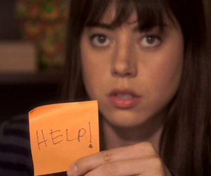 aubrey plaza and april ludgate image