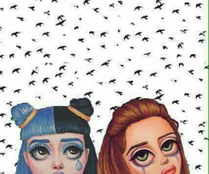 melanie martinez, lana del rey, and wallpaper image