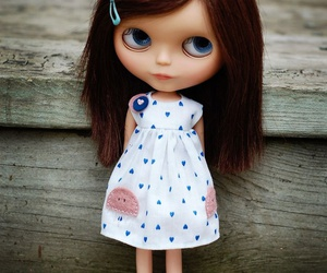 beautiful, blythe, and brown image