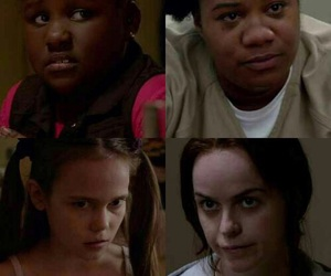 orange is the new black, tiffany doggett, and black cindy image
