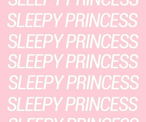 pink, wallpaper, and princess image