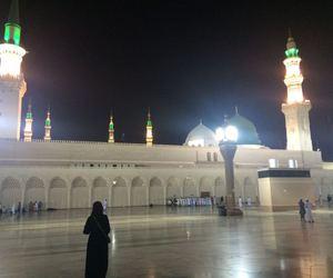 islam, madinah, and medina image
