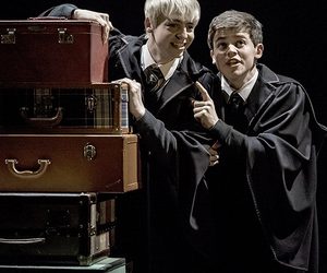 harry potter and scorpius malfoy image
