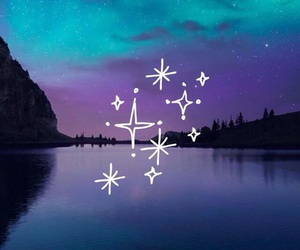 wallpaper and stars image