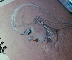 selena gomez and drawing image