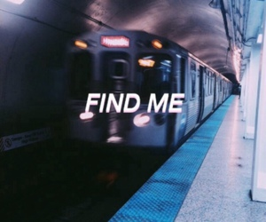 find me and night image