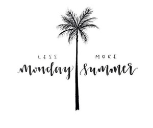 black, monday, and summer image