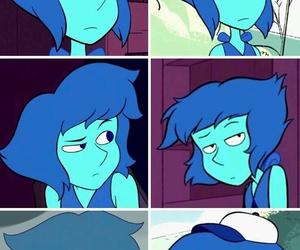 steven universe, blue, and lapis image