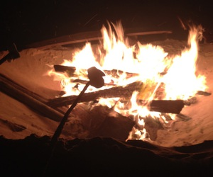 algarve, bonfire, and marshmallows image