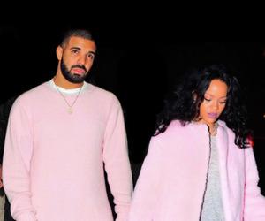 Drake, rihanna, and pink image