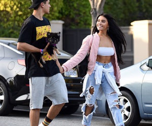 jack gilinsky, madison beer, and couple image