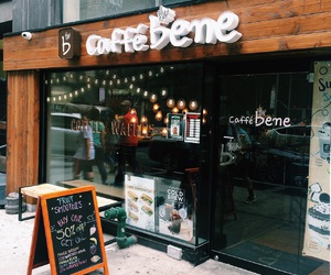 city and coffee image