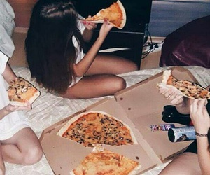 bff, party, and sleepover image
