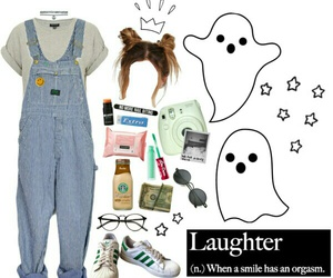 90s, clothes, and overalls image