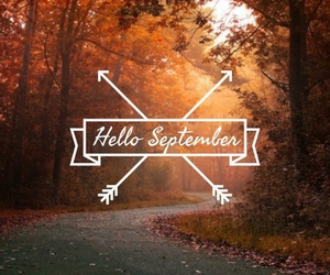 September, autumn, and fall image