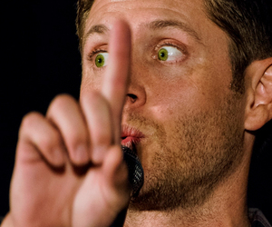 dean winchester, funny, and Jensen Ackles image