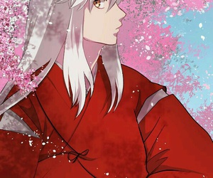 anime, fanart, and inuyasha image