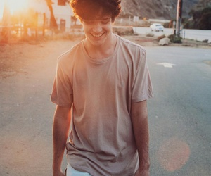 aaron carpenter, boy, and magcon image