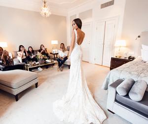 kenza zouiten, dress, and fashion image
