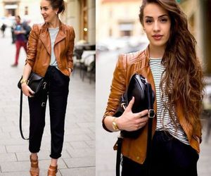 smart casual fall look image